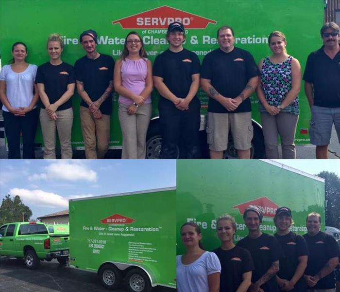 New Trailer at SERVPRO of Chambersburg