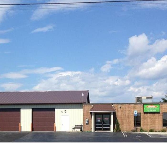 SERVPRO of Chambersburg's Office