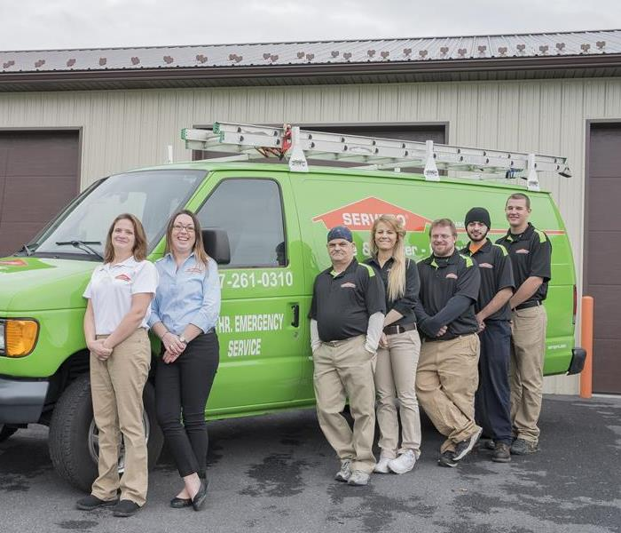 Meet the SERVPRO Team