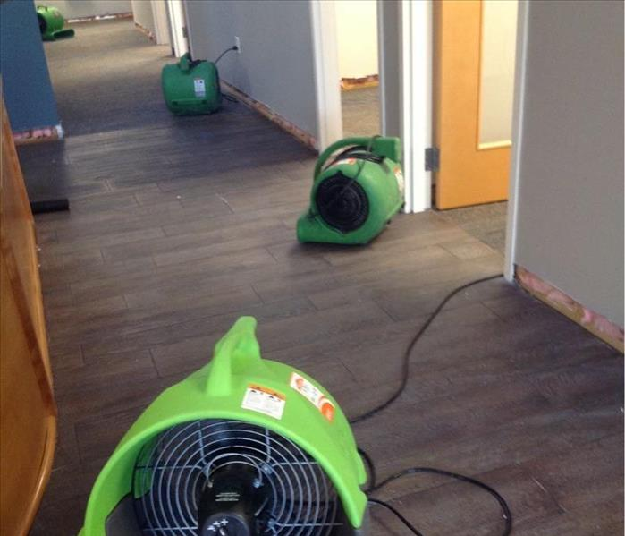 Professional Drying Equipment for Water Damage in Chambersburg