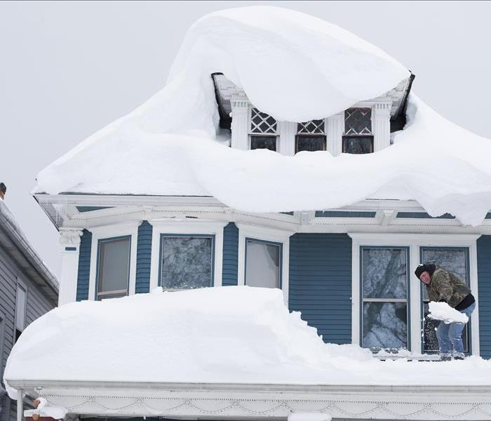 How Much Weight Can Your Roof Support During A Snow Storm