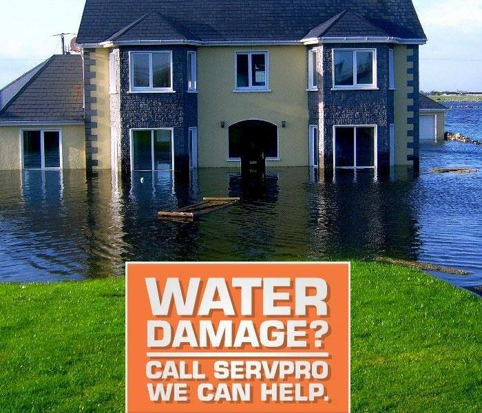 Water Damage Don't let water damage sneak into your home