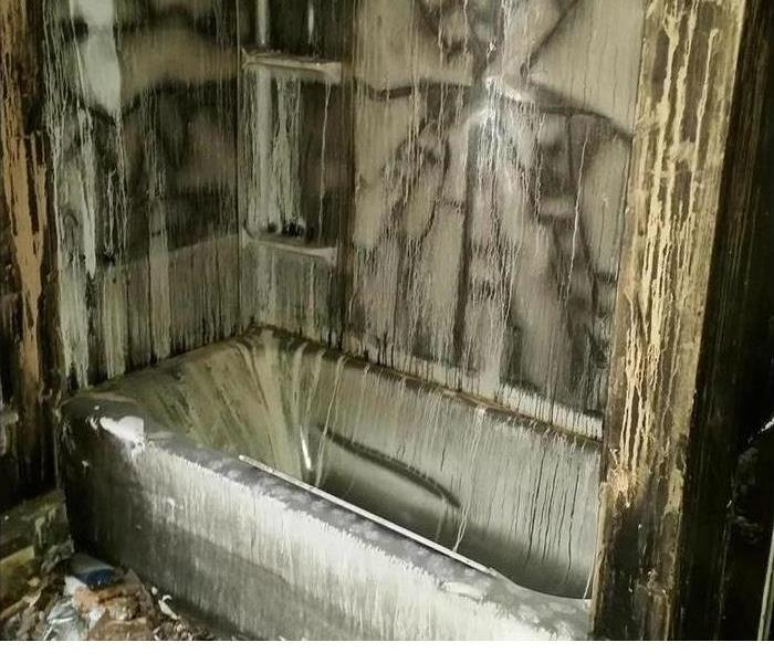 Fire Damage Residential home fire, now what?