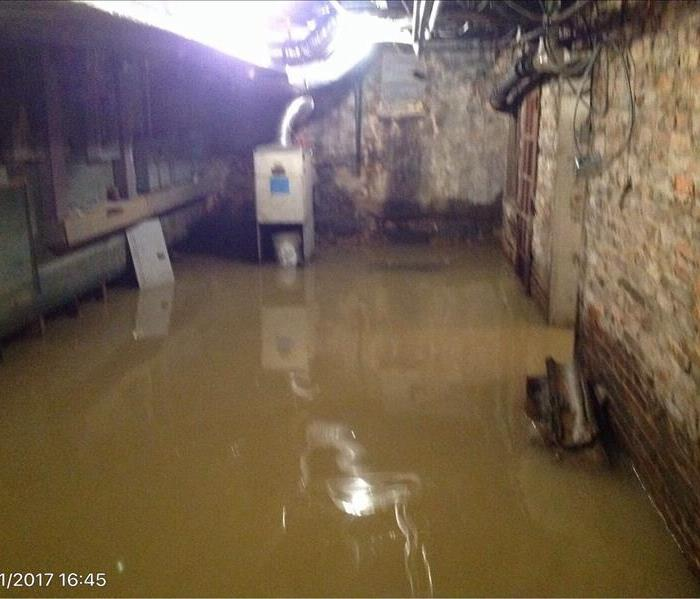 Commercial 5,000 Sq Feet Flooded in Chambersburg