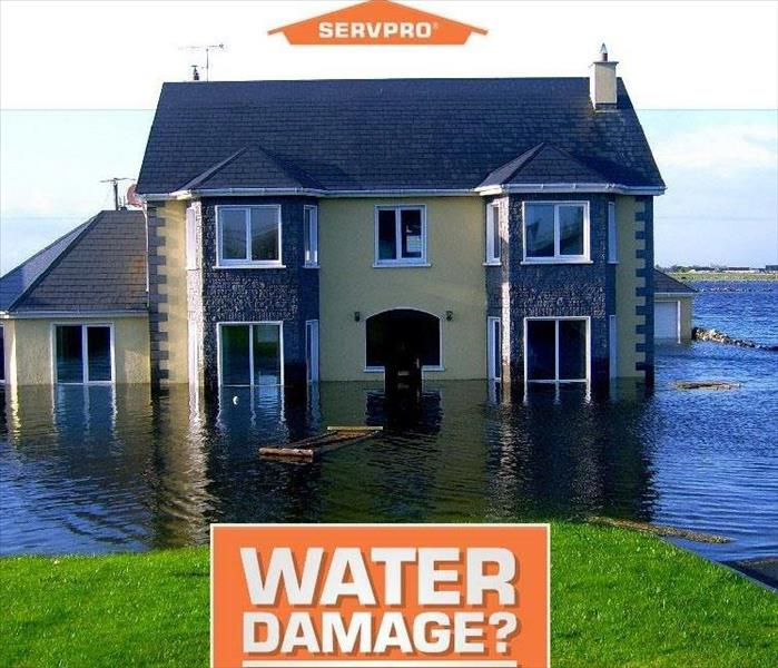 Water Damage Timing is important with water damage
